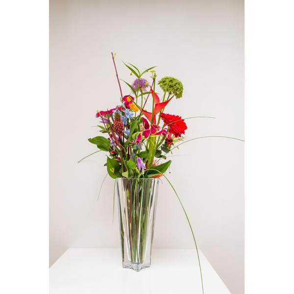 Vazen voor de mooiste bloemen.