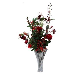 zijdebloemen-rood-wit-boeket