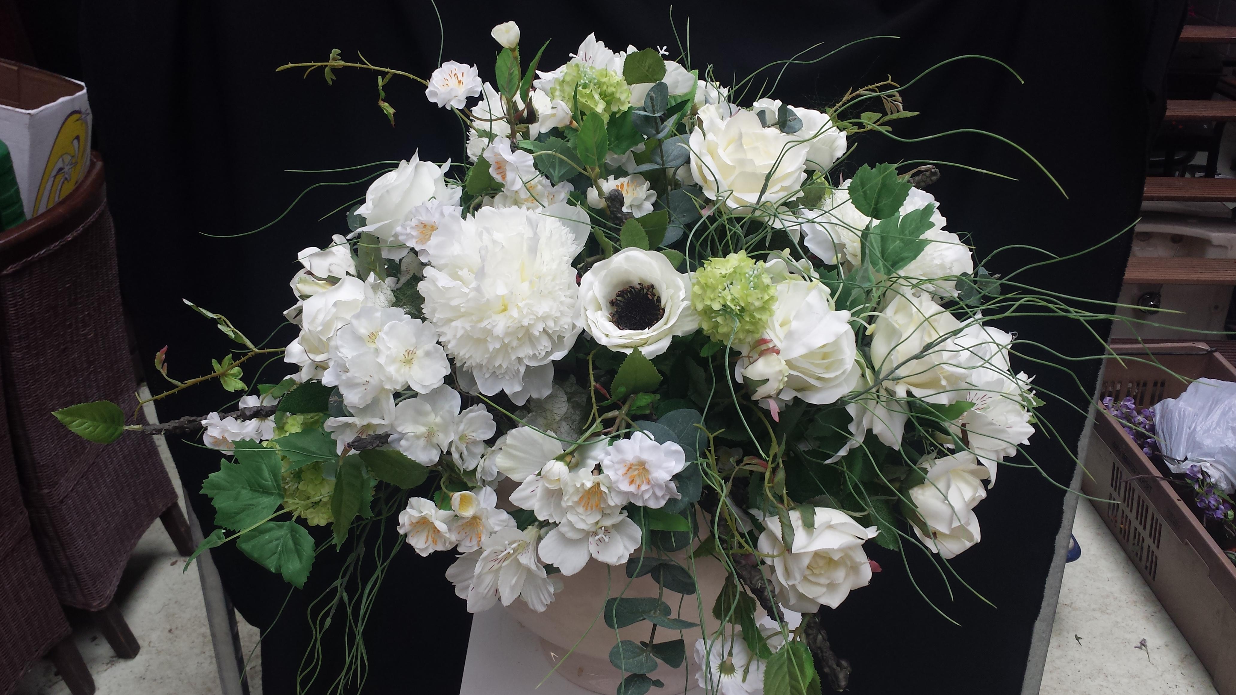 Verbazingwekkend Zijde bloemen, ze zijn bijna echt! - Flowertools NF-82